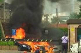 Serangan Hotel di Kenya, 5 Tewas Ratusan Terluka