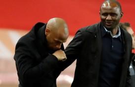 Hasil Lengkap Liga Prancis: Henry vs Vieira, Monaco Dekati Degradasi