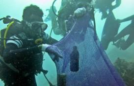 Badung Terkendala Penanganan Sampah di Tengah Laut