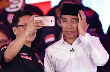 DEBAT CAPRES 2019: PoliticaWave Nilai Jokowi Kuasai Medsos pada Debat Pertama