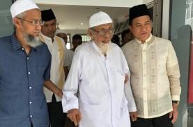 Ini Respons Abu Bakar Baasyir Setelah Dibebaskan Jokowi