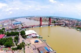 Kemenhub akan Modenisasi Dermaga Bawah Jembatan Ampera