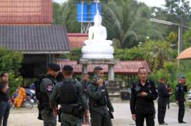 Dua Biksu Thailand Ditembak Mati Orang Tak dikenal