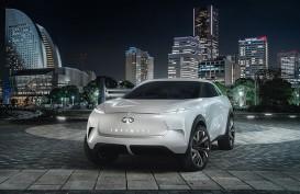 Infiniti Kembangkan Mobil Hybrid & Mobil Listrik Untuk Milenial