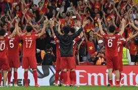Jadwal 16 Besar Piala Asia, Jalan Sulit Thailand & Vietnam