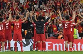 Jadwal 16 Besar Piala Asia, Jalan Sulit Thailand &…