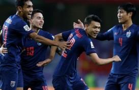 Hasil Piala Asia, Skuat Marcello Lippi Hentikan Thailand di 16 Besar