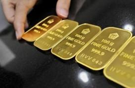 Emas Tergelincir Akibat Pasar Saham dan Dolar AS Menguat