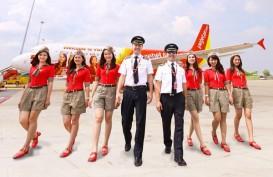Sempat Viral Pramugari Berbikini, VietJet Air Buka Rute Ho Chi Minh-Denpasar Bali