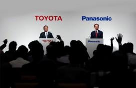 Toyota, Panasonic Siapkan Perusahaan Patungan Baterai Mobil Listrik