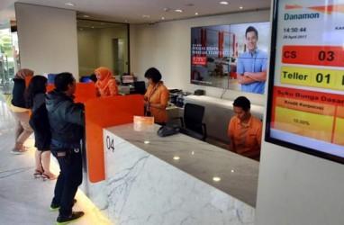 Bank Danamon Matangkan Rencana Merger dengan BNP