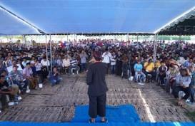 Jika Terpilih, Prabowo-Sandi Diminta Setop Impor Garam