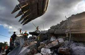 Gempa Bumi 6,1 SR Hantam Sumbawa Pagi Ini