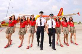 Maskapai 'Berbikini' Vietjet Boleh Terbang ke Indonesia,…