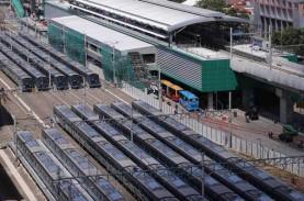 MRT Tambah 15 Rangkaian Kereta untuk Fase II Bundaran…
