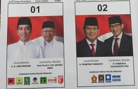 Fadli Zon Klaim Elektabilitas Jokowi vs Prabowo Terpaut Tipis, hanya 4 Persen