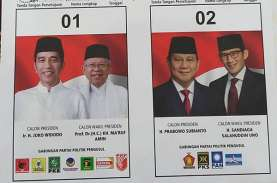 Fadli Zon Klaim Elektabilitas Jokowi vs Prabowo Terpaut…
