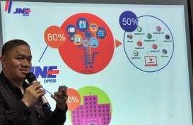 Digitalisasi Jasa Kurir, JNE Sederhanakan Proses Bisnis Tahun Ini