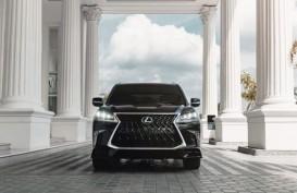 Hadirkan The New LX 570 Sport, Lexus Beri Warna Baru SUV Mewah