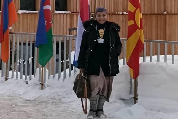 Pendiri komunitas queen_rides, Iim Fahima, masuk menjadi salah satu dari sembilan Young World Changer di World Economic Forum (WEF). - Istimewa