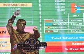 Menkumham Yasonna: Remisi Perubahan terhadap Terpidana Pembunuhan Wartawan Bali Bukan Politis