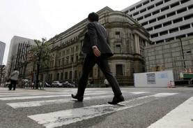 Outlook Inflasi Jepang Turun Jadi 0,9%, Ini Penyebabnya