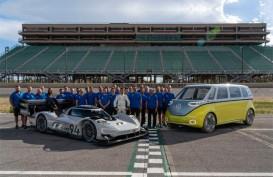Volkswagen Siap Pecahkan Rekor Mobil Listrik di Nürburgring-Nordschleife