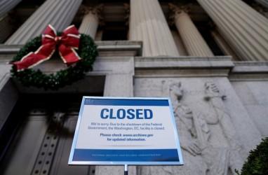 Shutdown Berkepanjangan Berisiko Tekan Daya Tarik Dolar dan Obligasi AS
