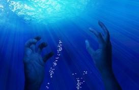 Jenazah Bocah yang Tenggelam di Sungai Serayu Dievakuasi