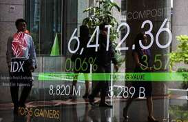 Indeks Bisnis-27 Melemah Sesi I, BBCA & TLKM Penekan Utama