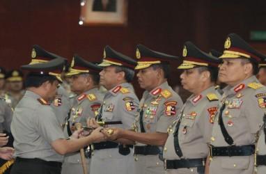Komjen Arief Sulistyanto Resmi Jabat Posisi Kalemdiklat