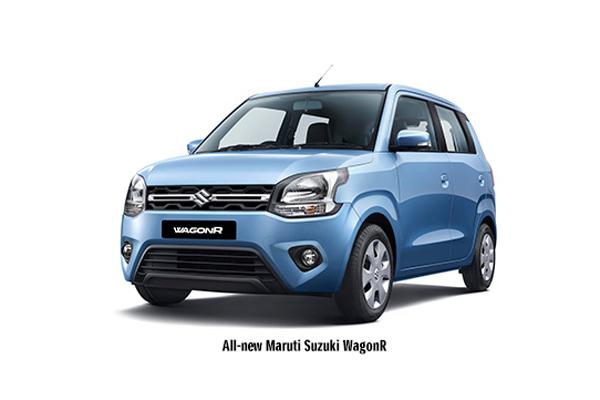 Model terbaru Suzuki WagonR. Penjualan WagonR di India dalam CY2018 sebanyak 152.020 unit.  - SUZUKI