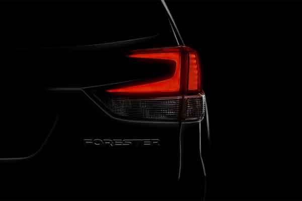 Subaru Forester 2019.  - Subaru