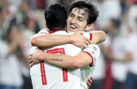 Gasak China 3 - 0, Iran ke Semifinal Piala Asia vs Jepang