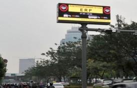 DKI Bentuk Tim Bahas Raperda Jalan Berbayar Elektronik
