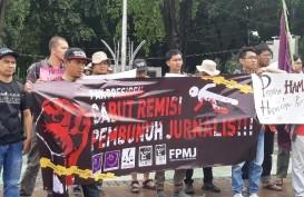 Penolakan Remisi Pembunuh Jurnalis, Aliansi Massa Tempuh Langkah Hukum