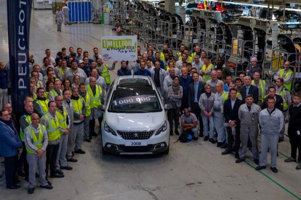 Peugeot 2018, kisahnya dimulai dari pabrik Mulhaouse.  - PEUGEOT