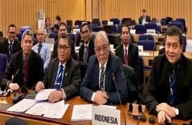 Sejarah Baru, RI Sah Punya Bagan Pemisahan Alur di Selat Sunda dan Selat Lombok