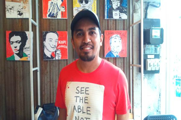 Glenn Fredly - Bisnis.com/Duwi Setiya Ariyanti