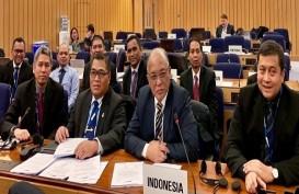 Indonesia Jadi Negara Kepulauan Pertama di Dunia yang Miliki Bagan Pemisahan Alur Laut
