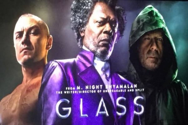 Film glass, psikologis