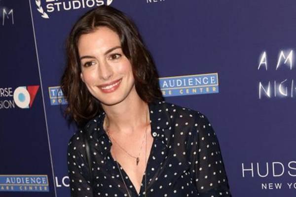 Anne Hathaway. - femalefirst.co.uk