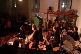 Alunan Gamelan para Mahasiswa Austria Getarkan Kampus…