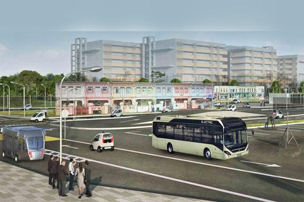 Bus Volvo-7900.  - Volvo
