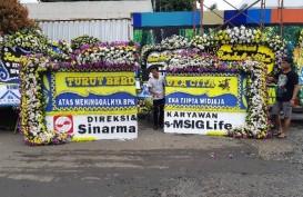 Eka Tjipta Widjaja Meninggal, Karangan Bunga Berdatangan Walau Keluarga Tak Menghendakinya