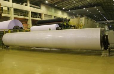 Industri pulp dan kertas Indonesia Masuk 10 Besar Dunia