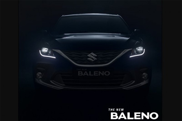 New Suzuki Baleno.  - Suzuki