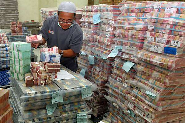 Uang rupiah. - JIBI/Abdullah Azzam