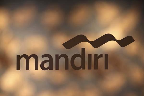 Logo Bank Mandiri - Reuters/Beawiharta