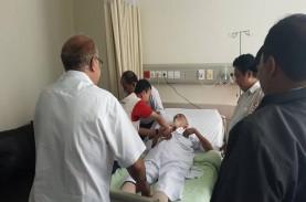 Abu Bakar Ba'asyir Periksa Kesehatan di RSCM